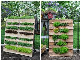Advantages to vertical gardening: