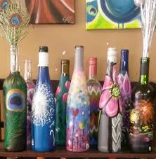June Wine bottles