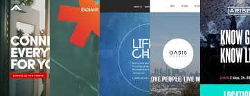 Church Welcome Brochure Samples Church Websites Beautiful And Effective 41 Examples
