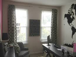 curtains for home office. My Daughters At Home Office Curtains For