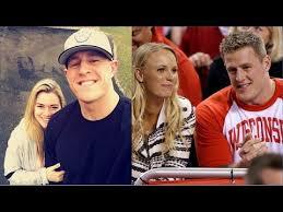 Amber rose, of modeling, video vixen, and. J J Watt Justin James Watt 2018 Girlfriend Kealia Ohai And Girlfriends All Time Youtube