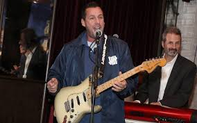 adam sandler s bar mitzvah boy song is highlight of new special the times of israel