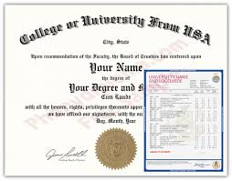 com State Transcripts And Design Usa Fake Phonydiploma College Diploma -