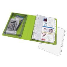Amazoncom Avery Mini Business Card Pages Clear 55 X 85 Inches