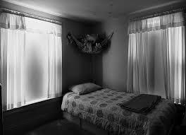 Gloomy Room in B&W