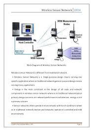 network block diagram info wireless sensor network report wiring block