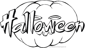 Small Picture Printable Coloring Book Halloween Coloring Pages