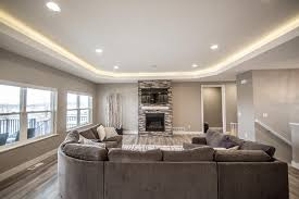 tray ceiling rope lighting alluring saltwater. Fine Ceiling Tray Ceiling Lighting Rope Spacious Living Area With Two Special  Features Tray Intended Tray Ceiling Rope Lighting Alluring Saltwater R