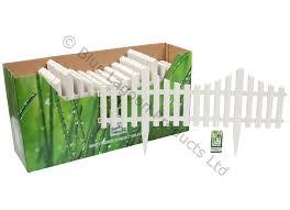 flexible plastic garden border fence lawn grass edge