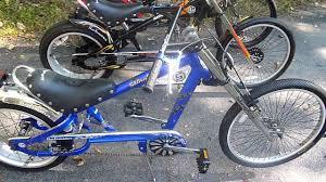 schwinn stingray chopper bicycle youtube