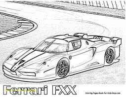 Ferrari Laferrari Coloring Page Letmecolor Best Of Pages Mofasselme