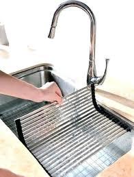 kitchen sink mat under kitchen sink mat kitchen sink mats view larger dawn sink drain mat kitchen sink mat