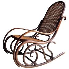 antique thonet chair bentwood rocker cane victorian 19th century for antique thonet chair