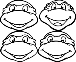 Coloring Pages Surprising Idea Ninja Turtle Coloring Pages Teenage