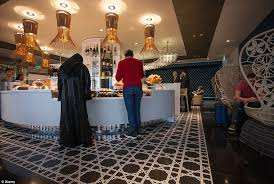 the al mourjan business class lounge is truly spectacular and it s spread over 30 000 impressive