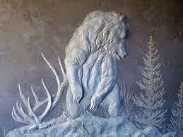 bernie mitchell drywall sculpture