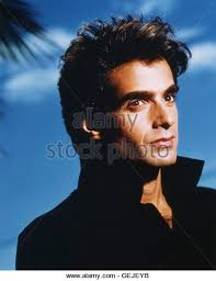 david copperfield stock photos david copperfield stock images  illusionist magier und entertainer david copperfield ca 1993 1990er 1990s