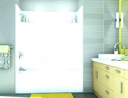 one piece tub shower units bathtub large size of home depot fiberglass combo 2 one piece bathtub