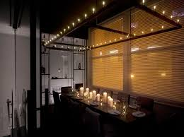 The Glassenclosed Private Dining Room Seats 40 Woodward Ames Enchanting Private Dining Rooms