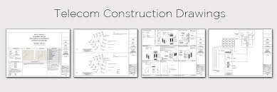 Drawings Site Telecom Construction Drawings Aabsys