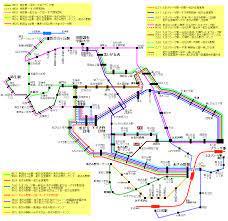 東急 バス 路線 図