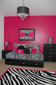 Zebra Bedroom re-do for my daughter! Some purchased items and several DIY  items