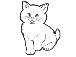 Printable Cat Coloring Pages Printable Cat Coloring Pages Cats To