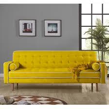 yellow furniture. New York Sofa Bed Yellow Furniture