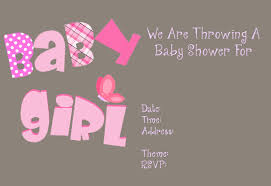 baby shower invitations for girls templates free printable baby shower invitations for girls free printable baby