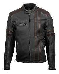 Scorpion 1909 Leather Jacket Revzilla