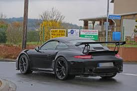 2018 porsche rsr. interesting 2018 2018 porsche 911 gt3 rs spied throughout porsche rsr t