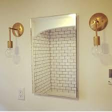 sconce lighting for bathroom. Gold U0026 Brass Industrial Modern Minimalist Mid Century Wall Hanging Plug In Sconce Light Bathroom Lighting For