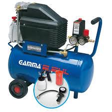 compresor de aire. compresor de aire gamma 24 lt 2hp + kit compresor de aire
