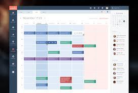 Calendar Interface Design Beautiful Calendar Design Found On Dribbble Web Design