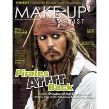 pirates makeup artist magazine