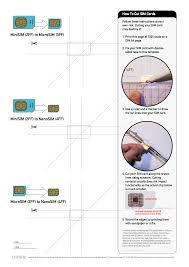 Micro Sim Template Printable NanoSIM and MicroSIM Cutting Guide [Download] iClarified 1