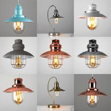 details about minisun ceiling pendant fisherman style vintage nautical wall lamp marine light