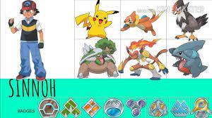 Tất cả các Pokemon của Satoshi từ trước tới bây giờ - YouTube