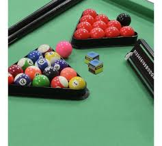table pool. snooker and pool table - 4ft 6in e