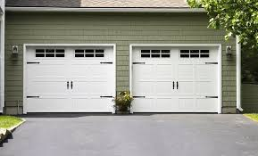 10 ft garage doorCarriage House Garage Doors  Fagan Door