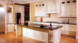 creme maple glazed kitchen gallery 01