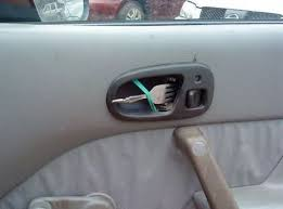 inside car door handle. Simple Door For Inside Car Door Handle E