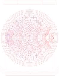 The Smith Chart Pdf Color Smith Chart Template Free Download