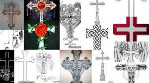 эскизы тату крест клуб татуировки фото тату значения эскизы