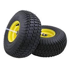 Golf Cart Tire Size Chart