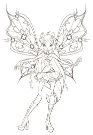 Small Picture fairies to print and color CLUB COLORING WINX ONLINE COLORING