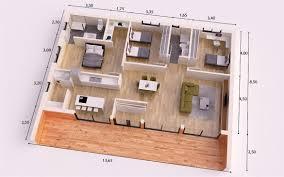 150m2 House Designs Moderna Casa Piloto 150m2 Casas Piloto Modern Small House