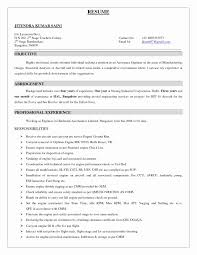 Mechanical Engineer Resume Sample Best Of 50 Beautiful Structural
