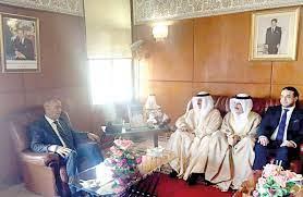 وزير الشؤون الإسلامية المغربي: البحرين وطن الوسطية والتعايش والتسامح -  صحيفة الأيام البحرينية