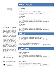 Free Ms Office Resume Templates Download Word 2003 21 Microsoft